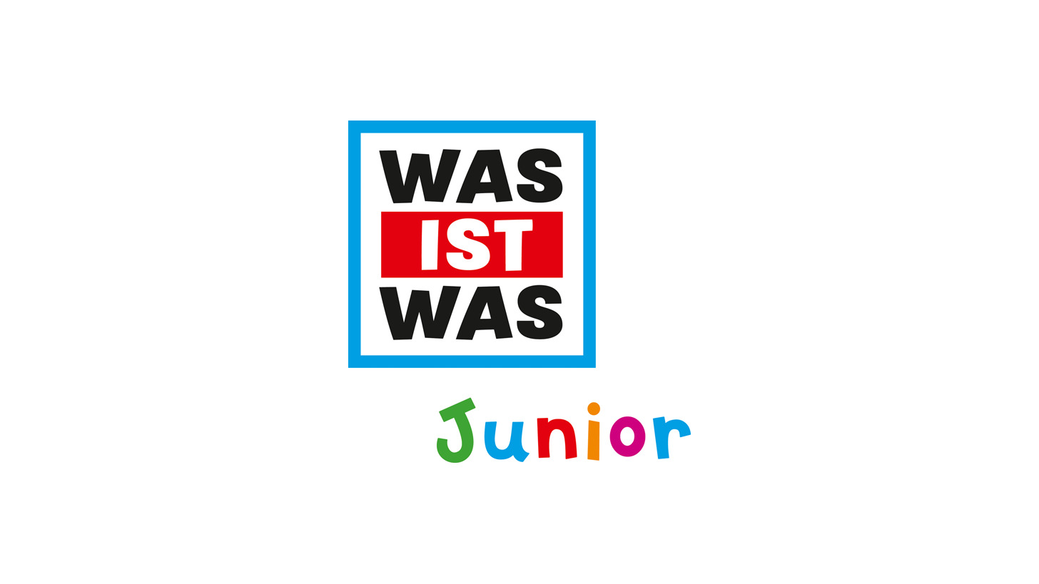 Logo WAS IST WAS Junior