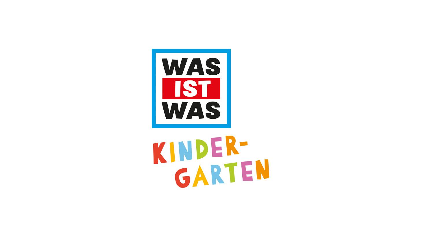Logo WAS IST WAS Kindergarten