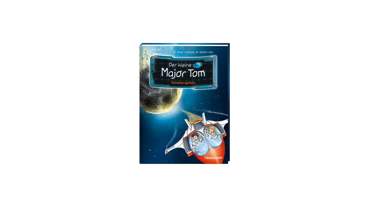 Logo Der kleine Major Tom