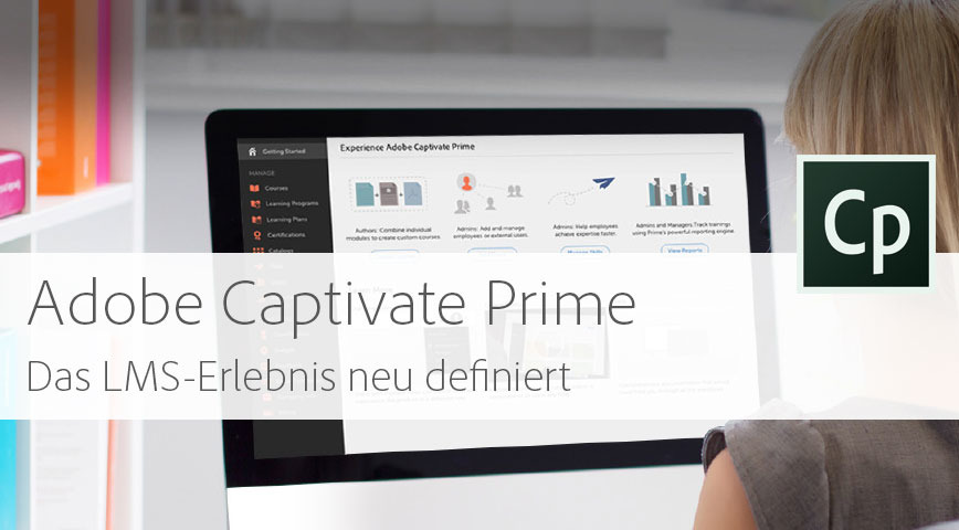 Logo Adobe Captivate Prime