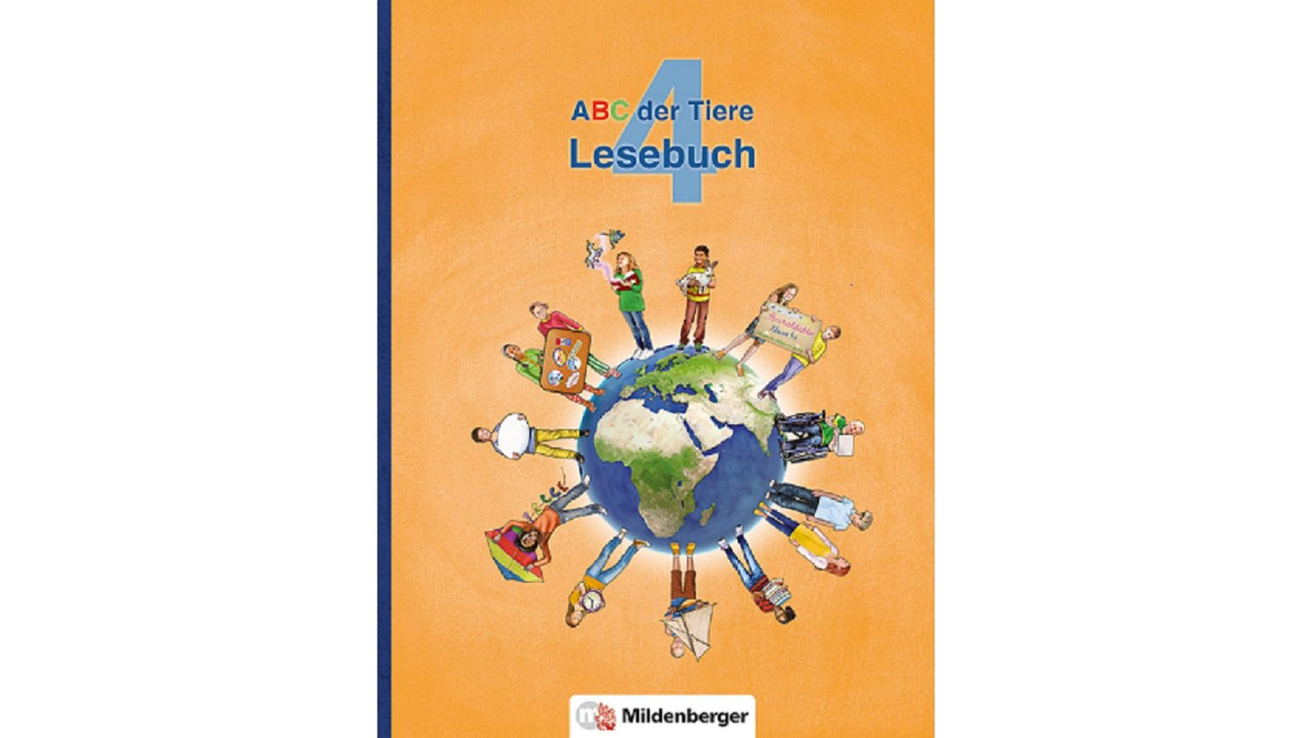Logo ABC der Tiere- Lesebuch 4 Neubearbeitung