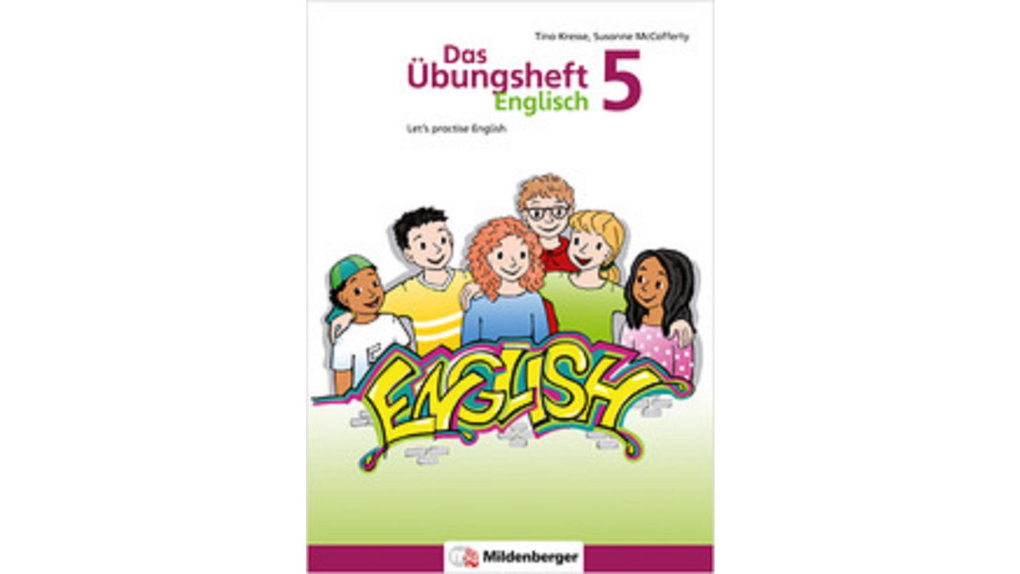 Logo Das Übungsheft Englisch 5