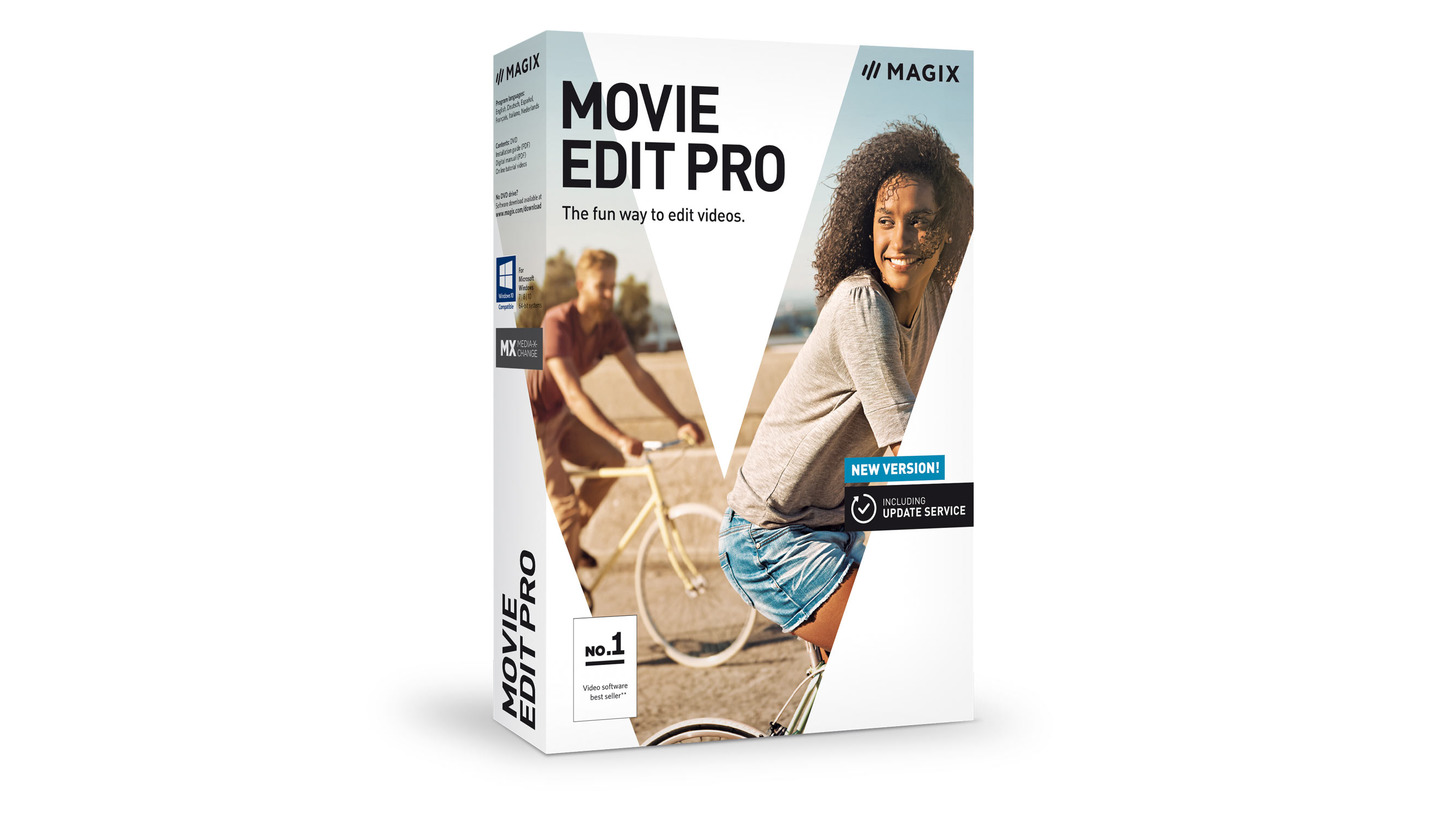 Logo MAGIX Movie Edit Pro