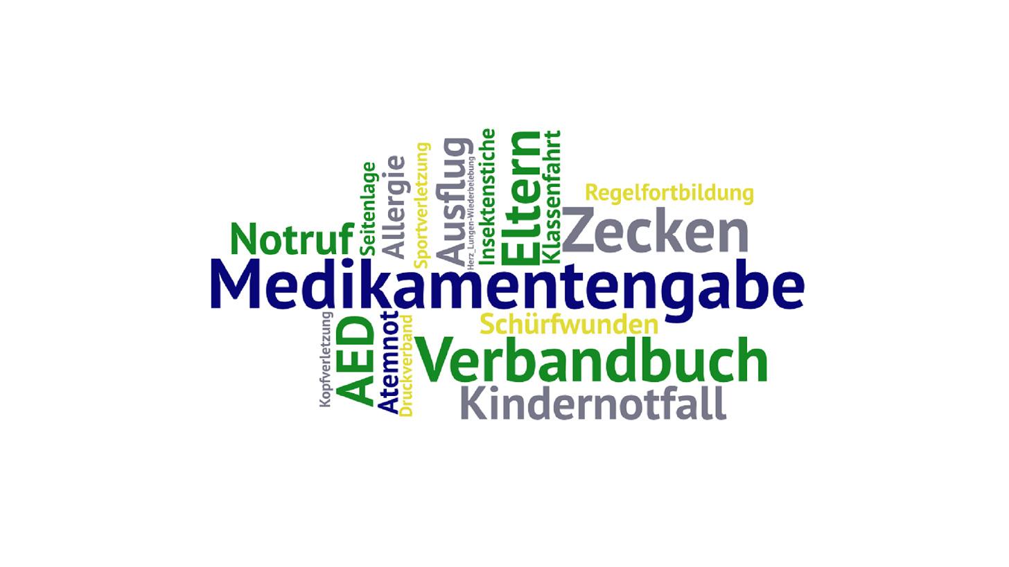 Logo Erste-Hilfe-Schulungen für LehrerInnen