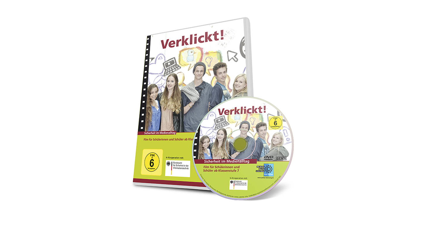 Logo VERKLICKT!
