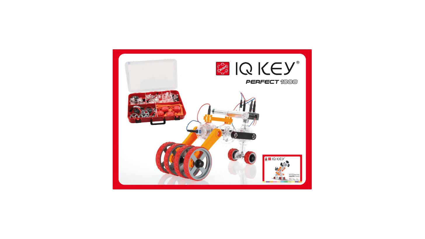 Logo IQ-Key Perfect 1000