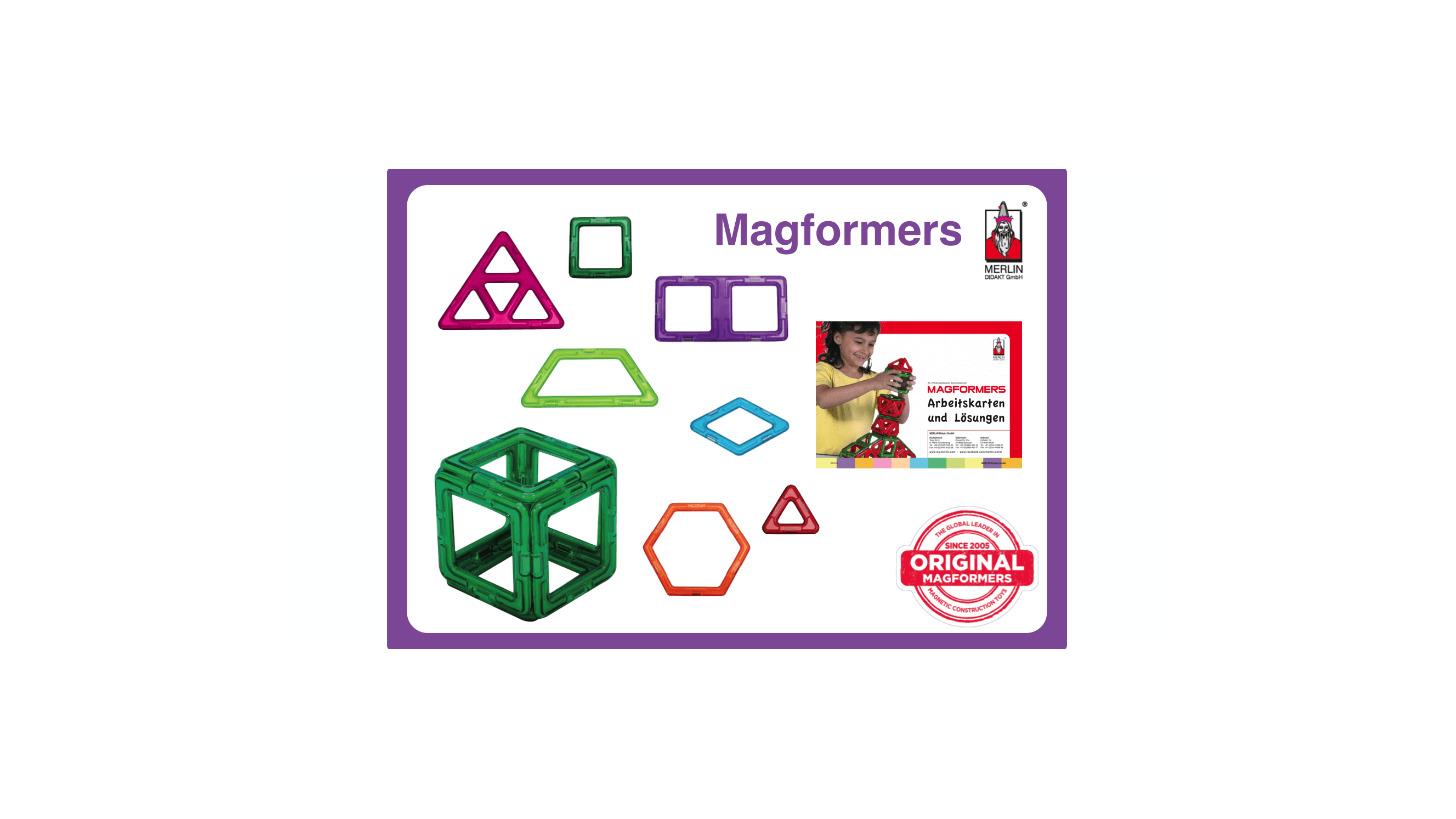 Logo Magformers-Schulwerkstatt