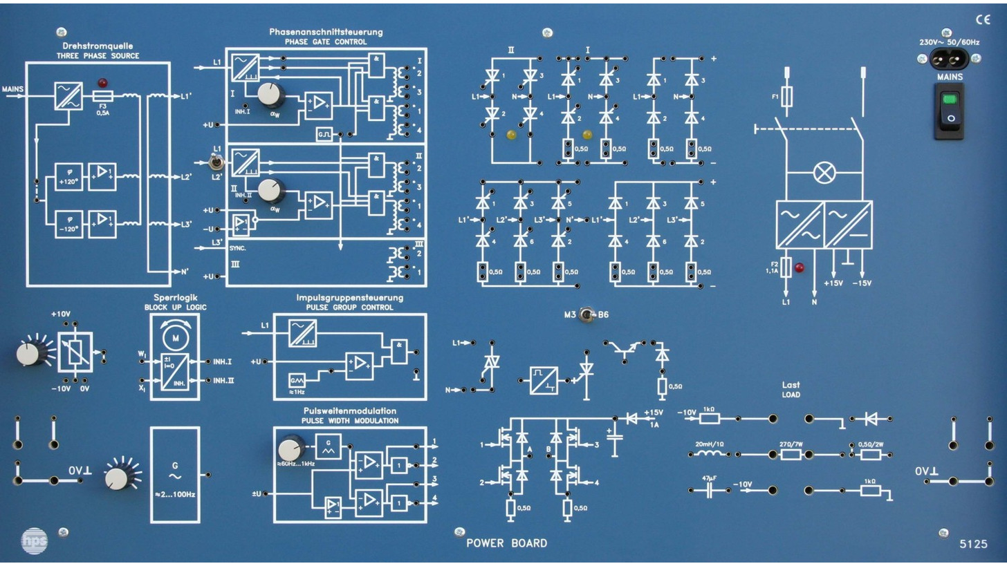 Logo 5125 POWER BOARD