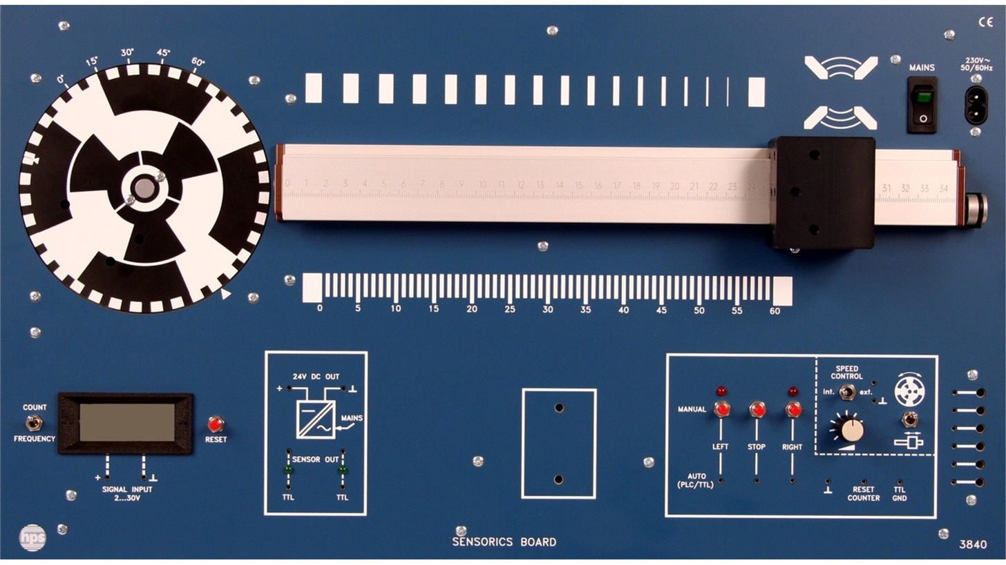 Logo 3840 SENSORICS BOARD