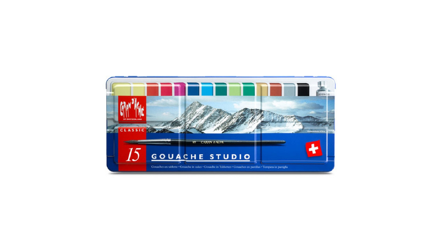 Logo Gouache Tabletten
