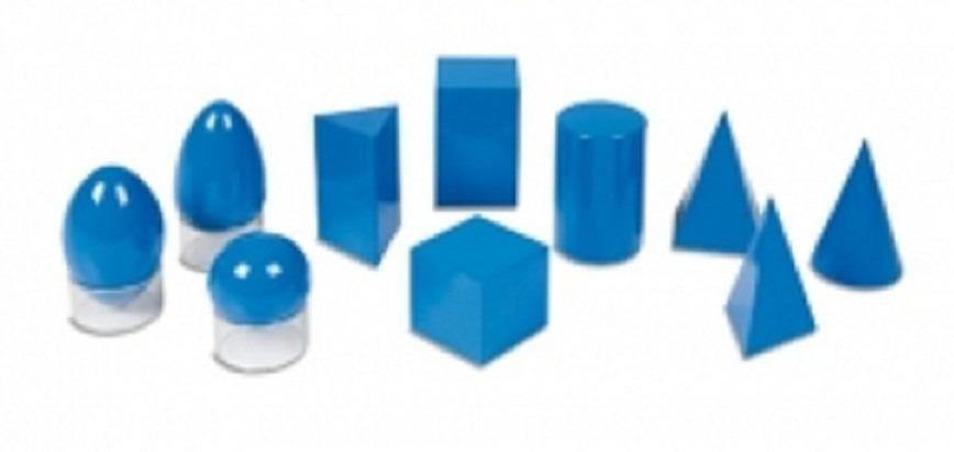 Logo Geometrische Körper