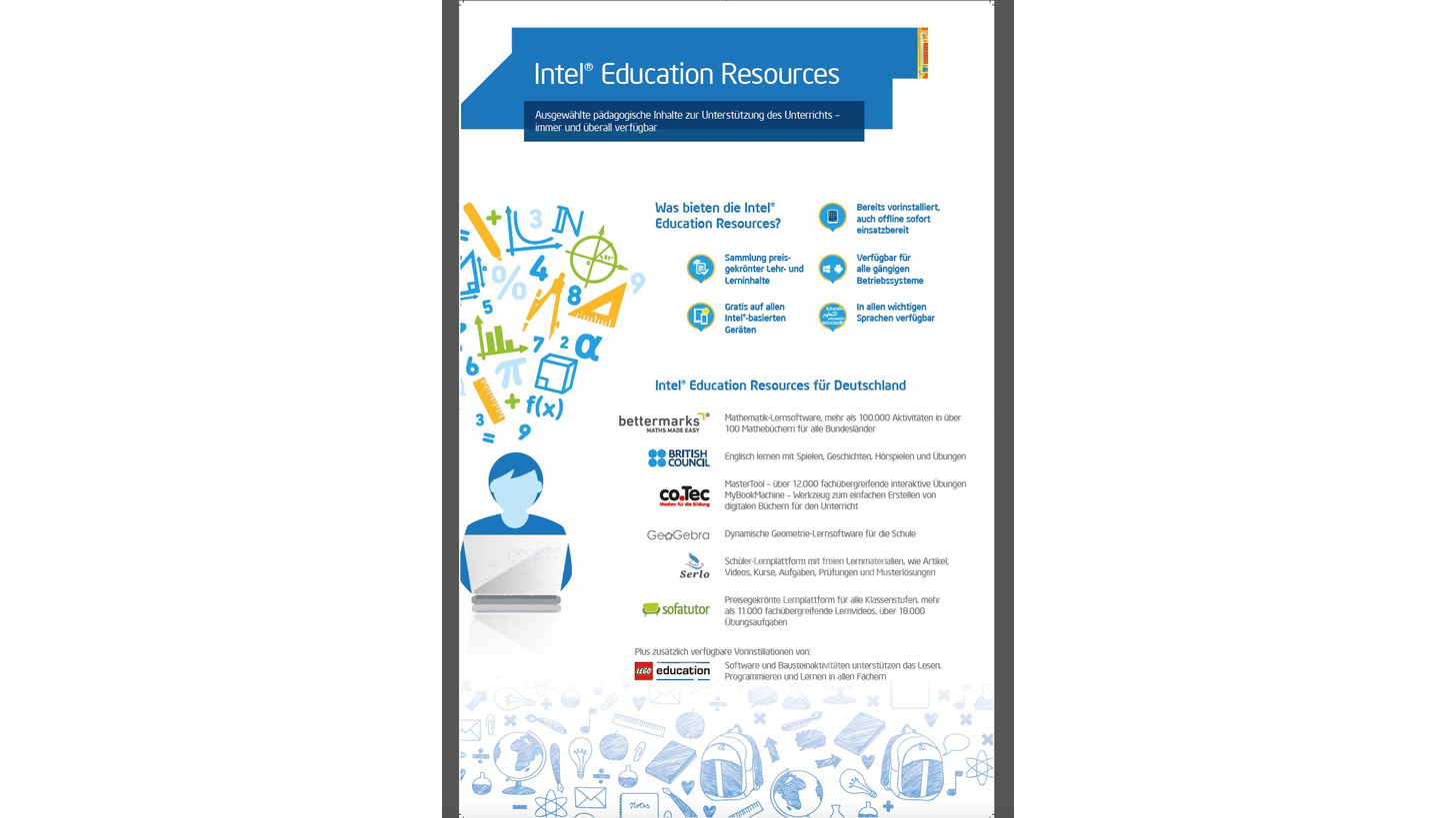Logo Intel® Education Resources