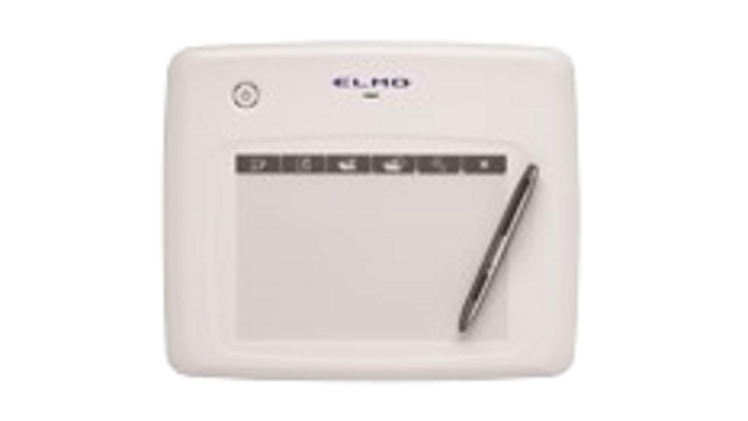 Logo ELMO CRA-1, das Tablet