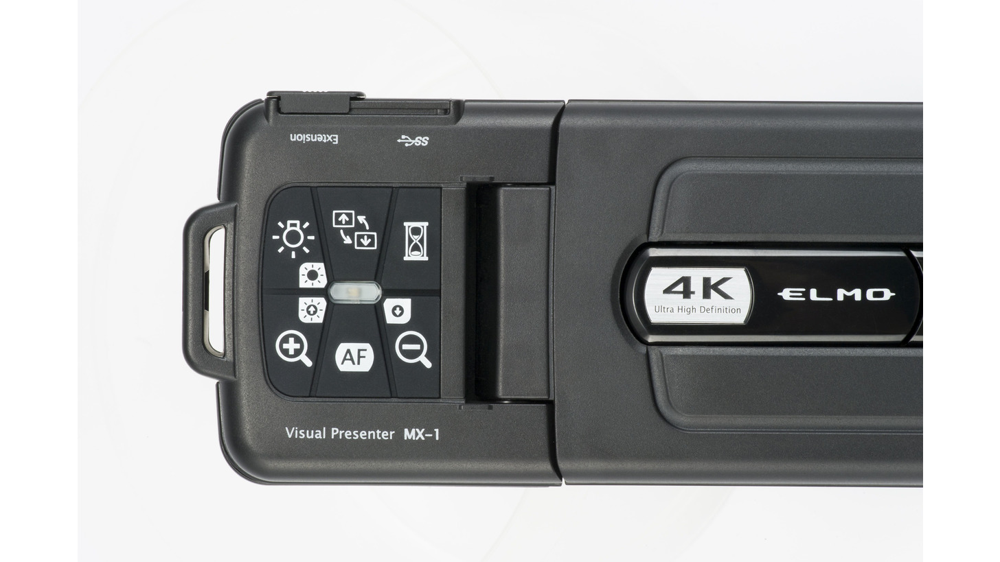Logo MX-1 4K Mobile Visualiser