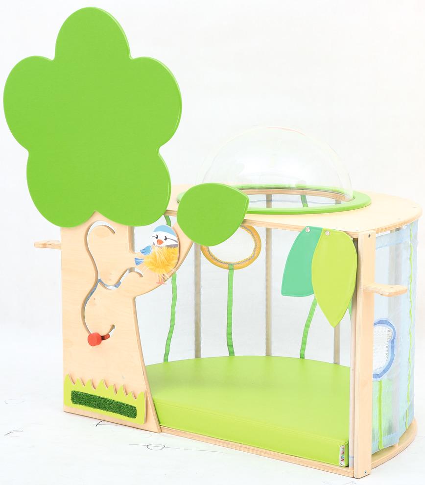 Logo Sensorisches Versteck für Kleinkindecke
