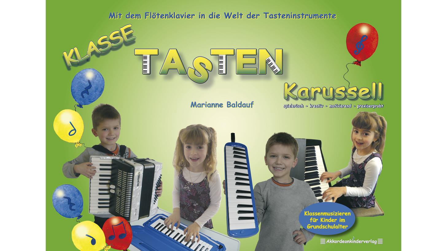 Logo KLASSE Tastenkarussell