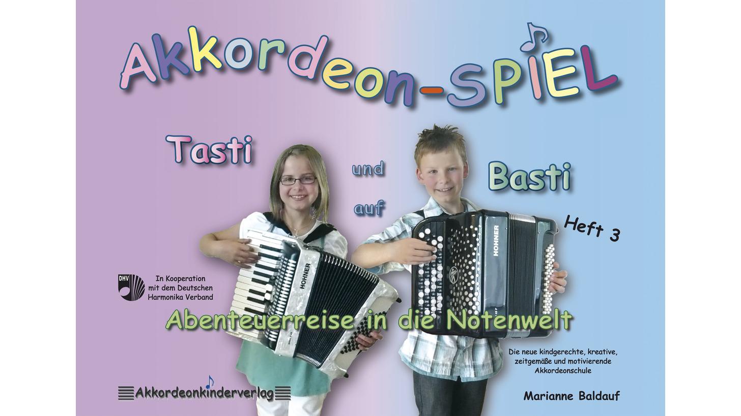 Logo Akkordeon-SPIEL kinderleicht