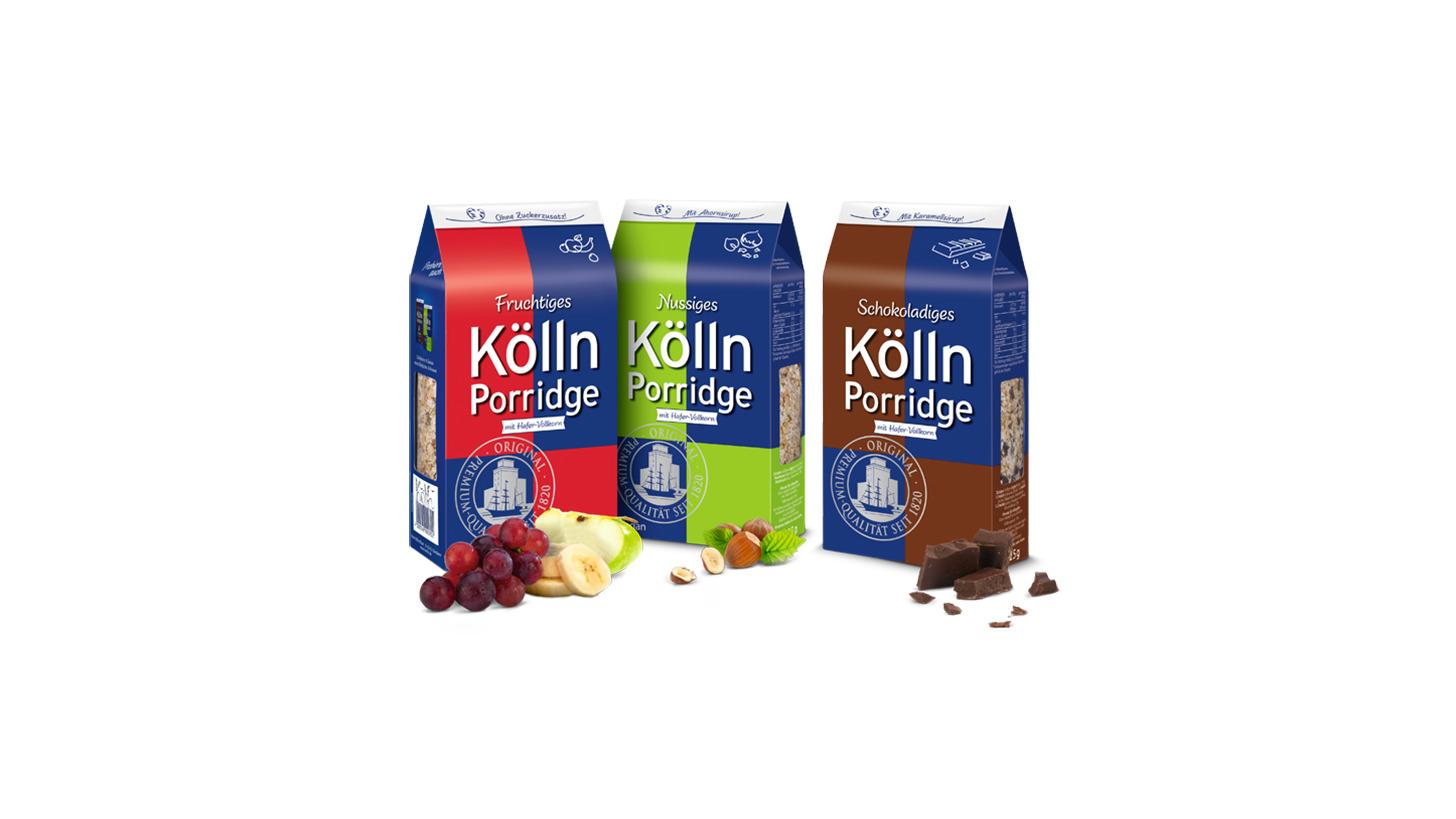 Logo Kölln Porridge