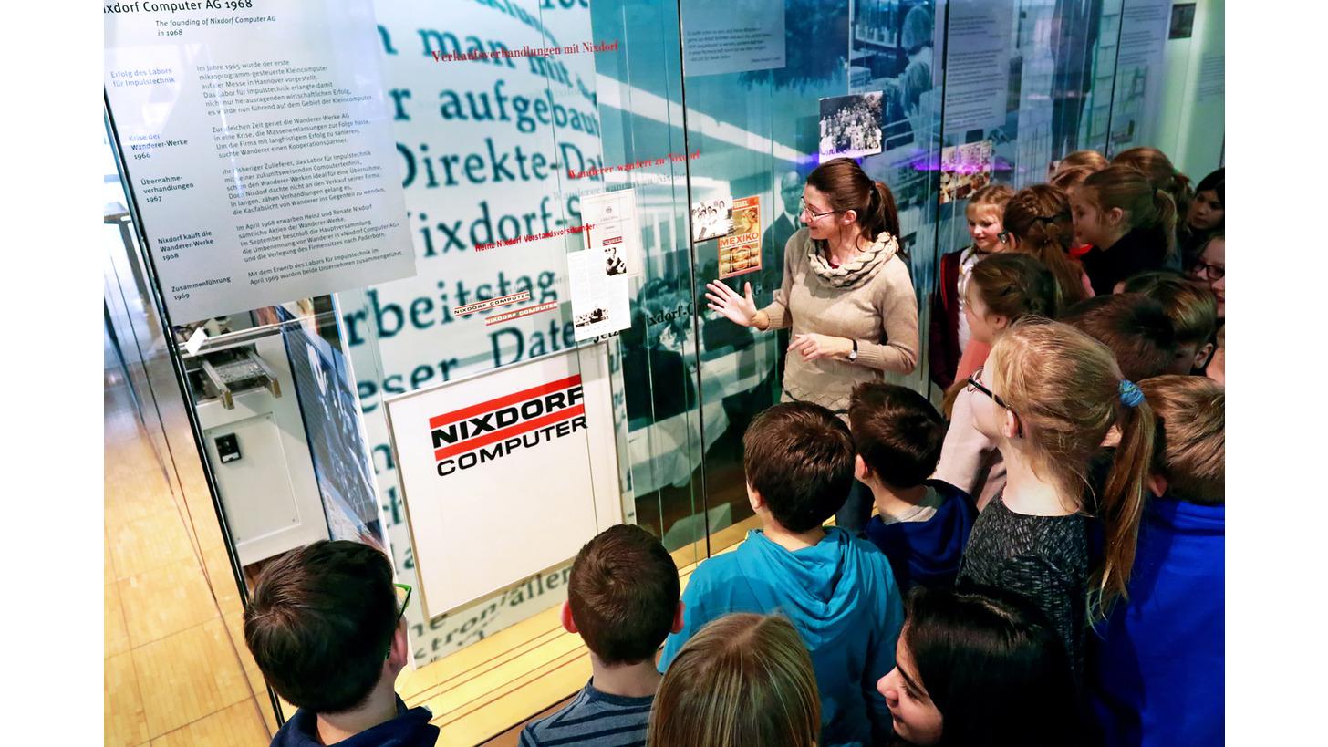 Logo Workshops, Führungen, Museumspädagogik