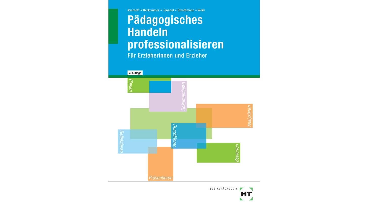 Logo Pädagogisches Handeln professionalisiere