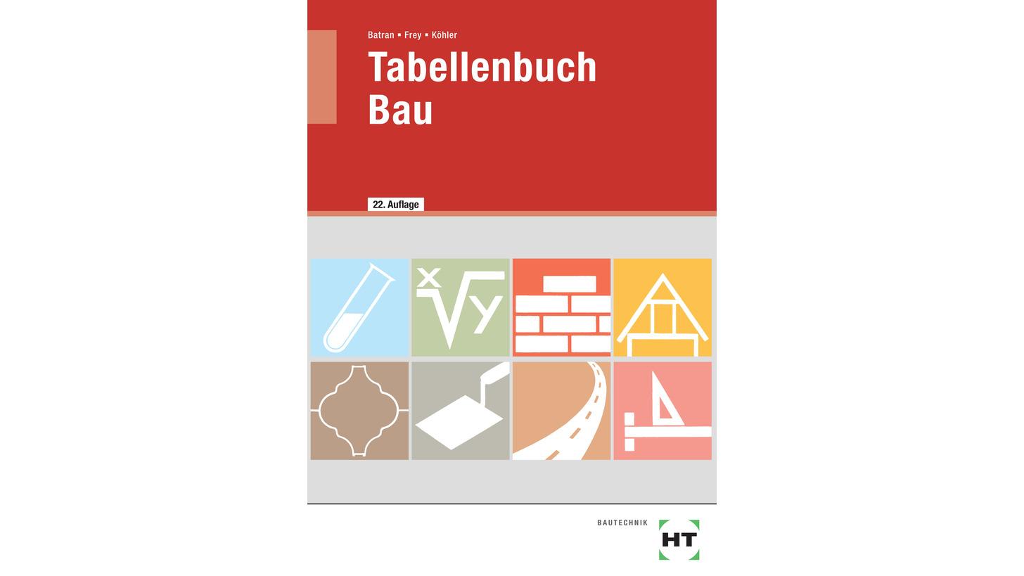 Logo Tabellenbuch Bau