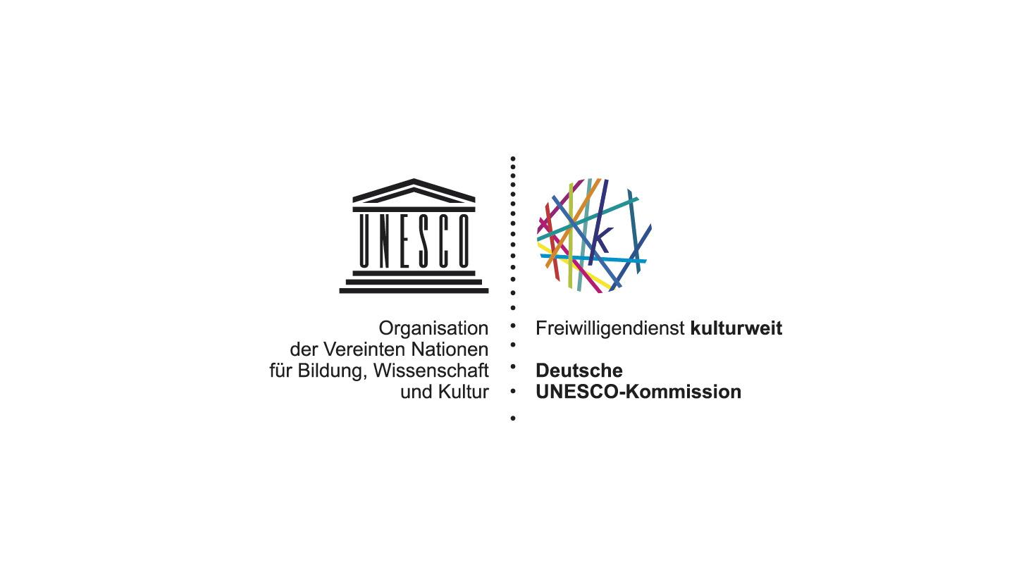 Logo Freiwilligendienst »kulturweit«