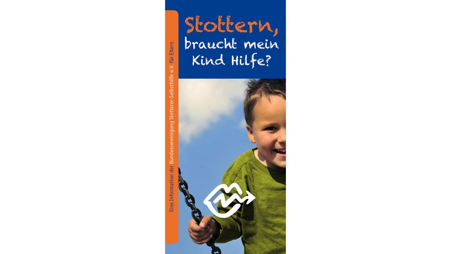 Logo Stottern - braucht mein Kind Hilfe?