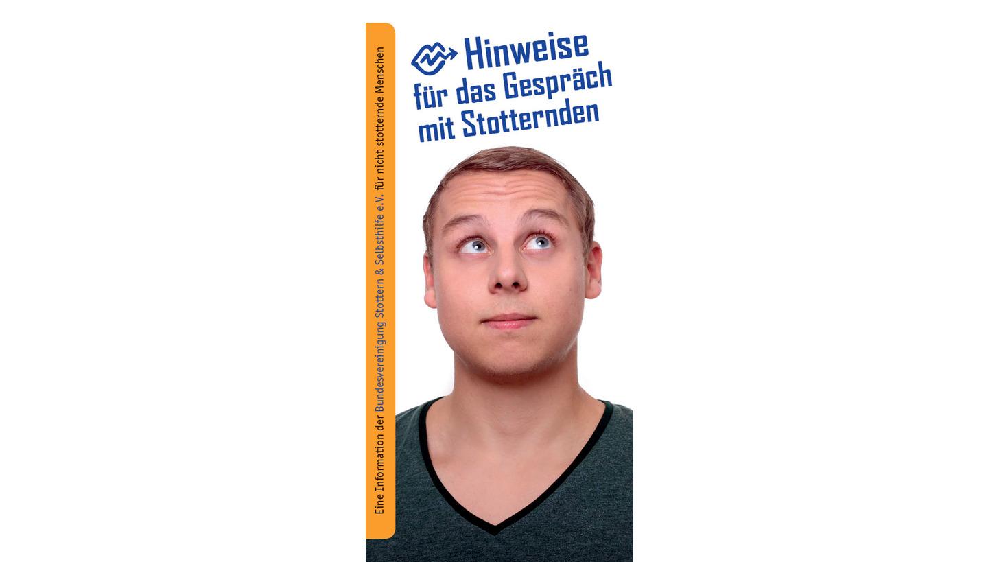 Logo Hinweise fürs Gespräch mit Stotternden