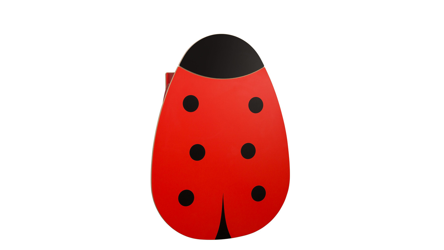 Logo changing table owo HPL ladybird