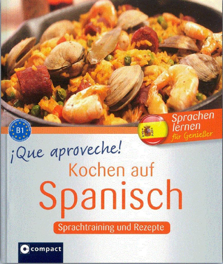 Logo Kochen auf Spanisch