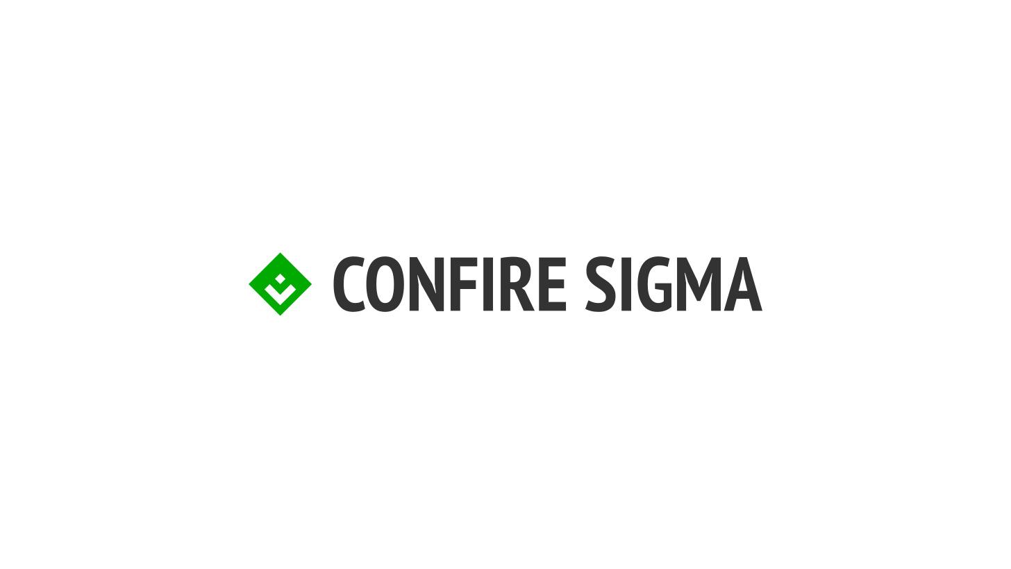 Logo CONFIRE SIGMA