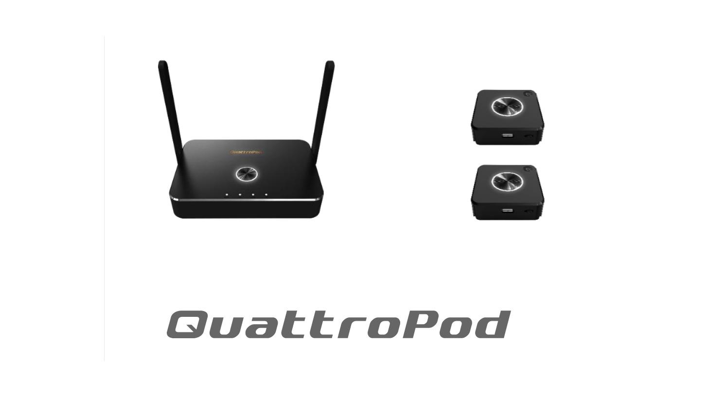Logo QuattroPod