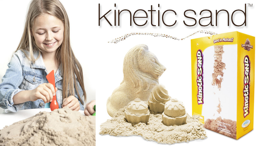 Logo Kinetic Sand - Das Original | 5 kg Box