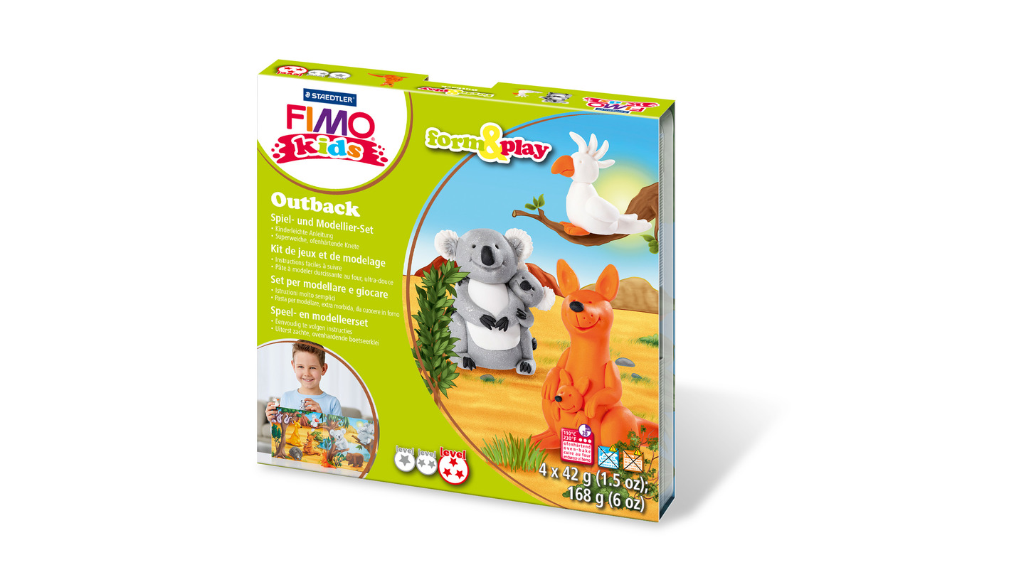 Logo FIMO® kids form & play