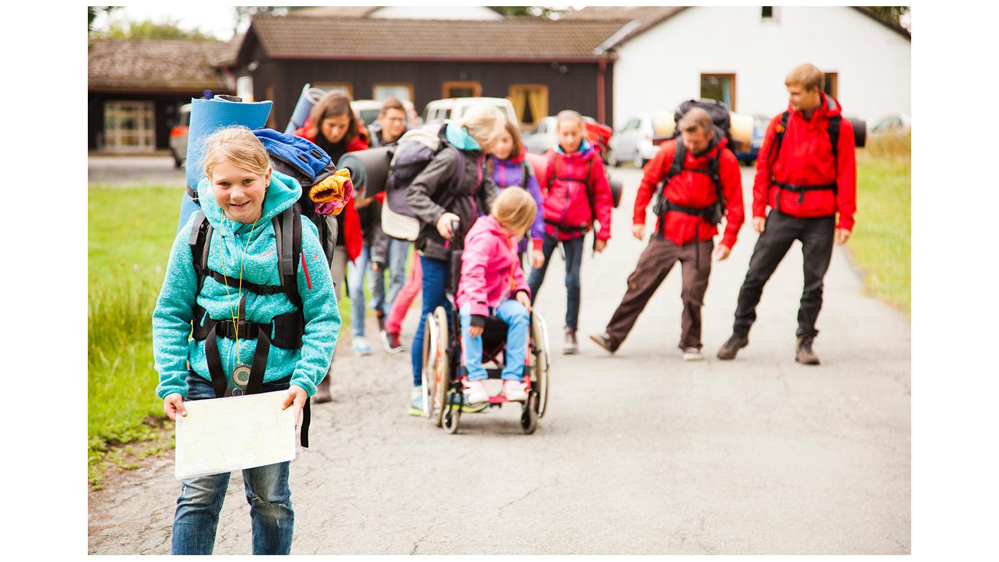 Logo Erlebnispädagogische Klassenfahrten