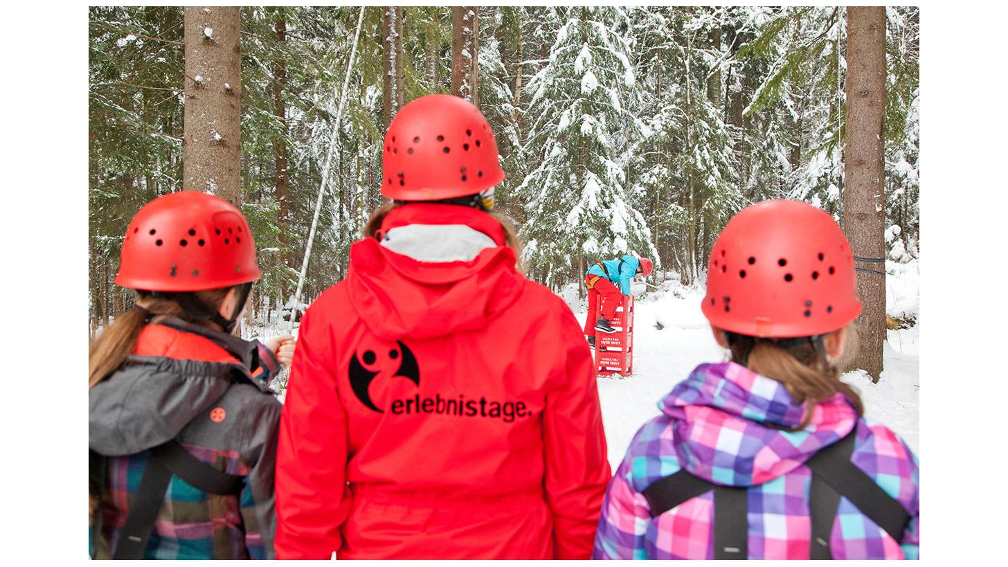 Logo Aus- und Weiterbildung Erlebnispädagogik