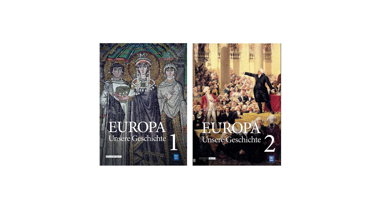 Logo Europa - Unsere Geschichte