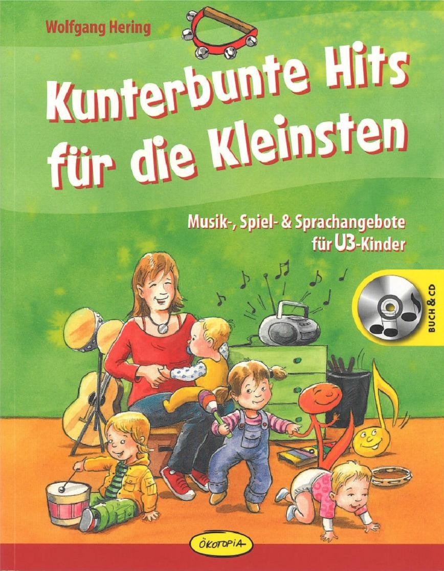 Logo Kunterbunte Hits für die Kleinsten