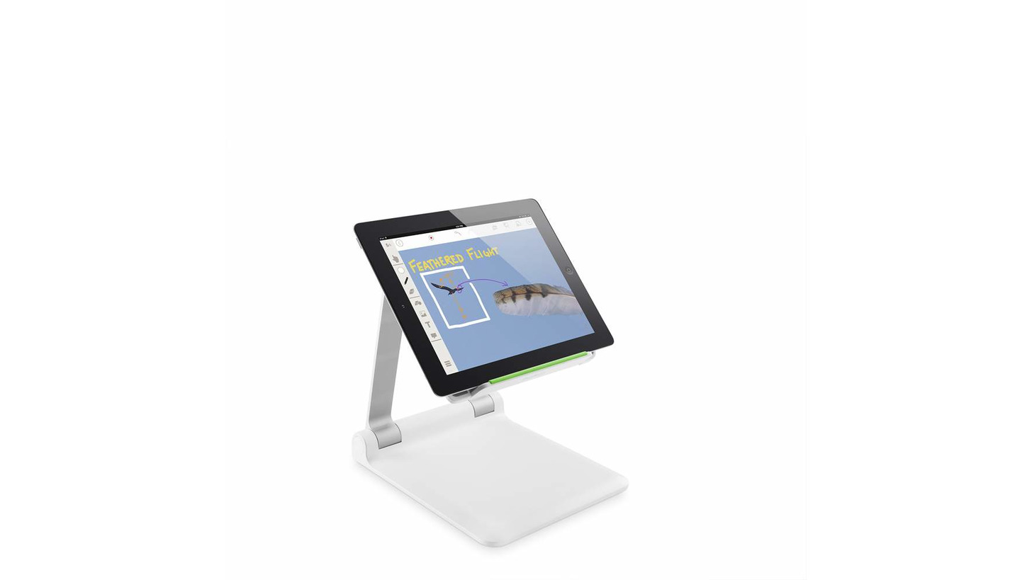 Logo Portable Tablet Stage