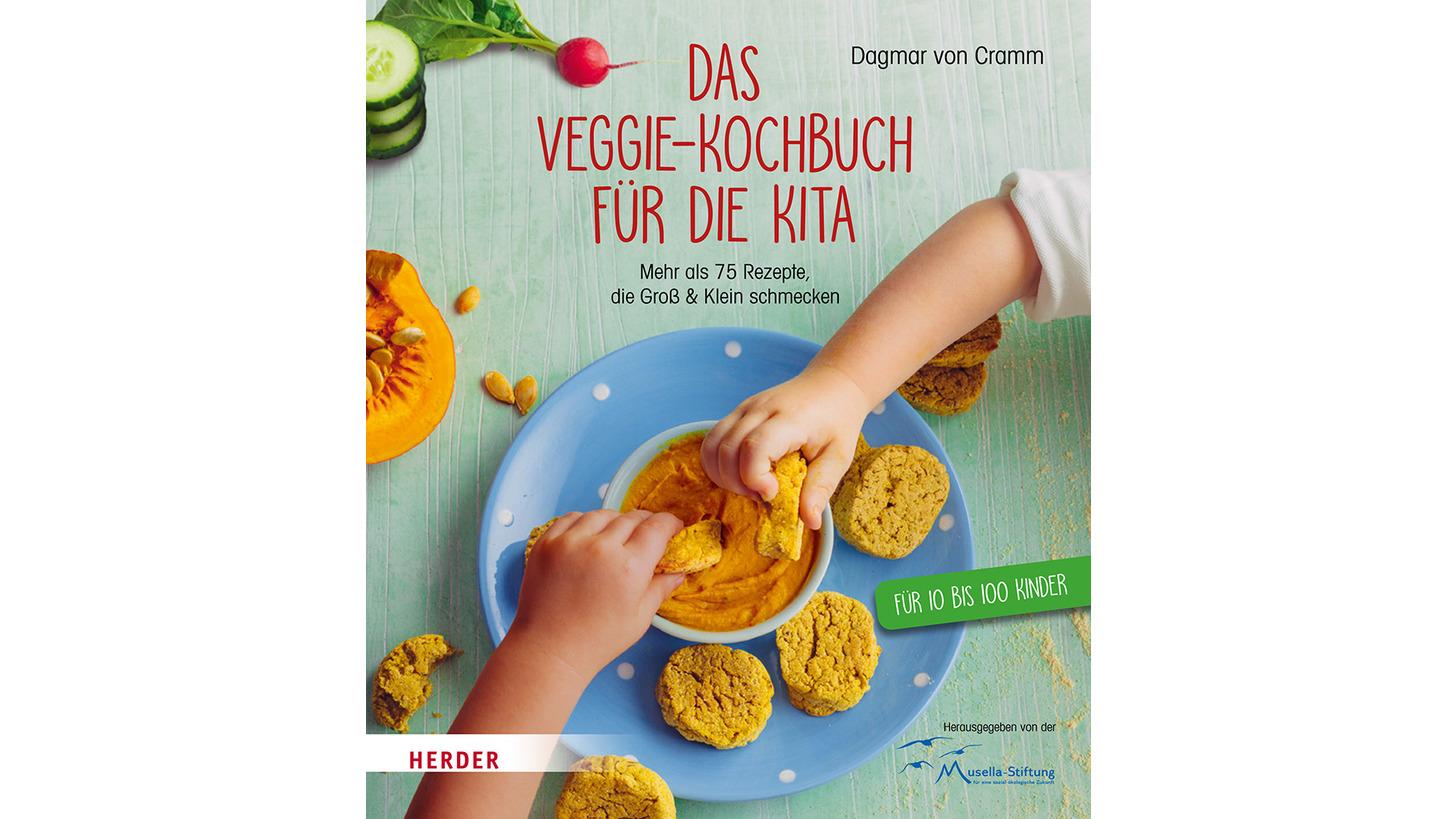 Logo Das Veggie-Kochbuch für die Kita