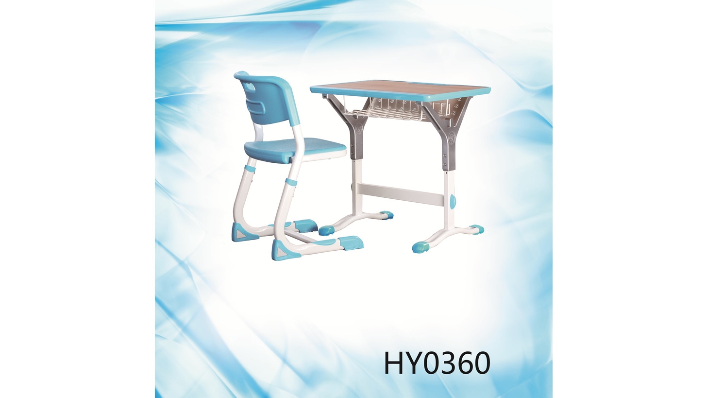 Logo HY-0360K adjustable student desk