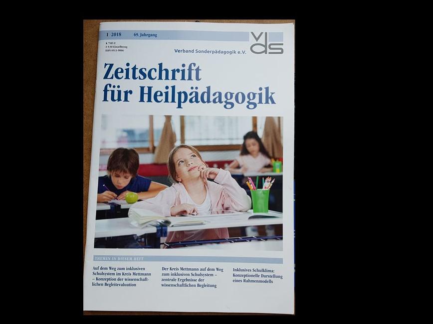 Logo Zeitschrift für Heilpädagogik