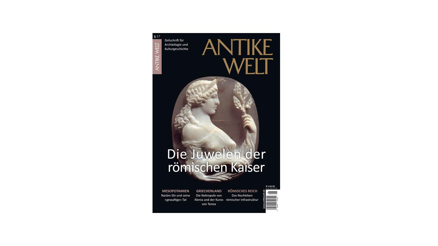 Logo Antike Welt