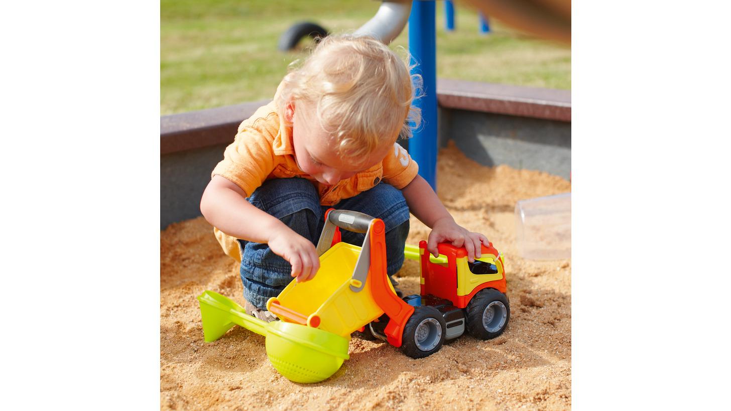 Logo Sandspielzeug & Fahrzeuge