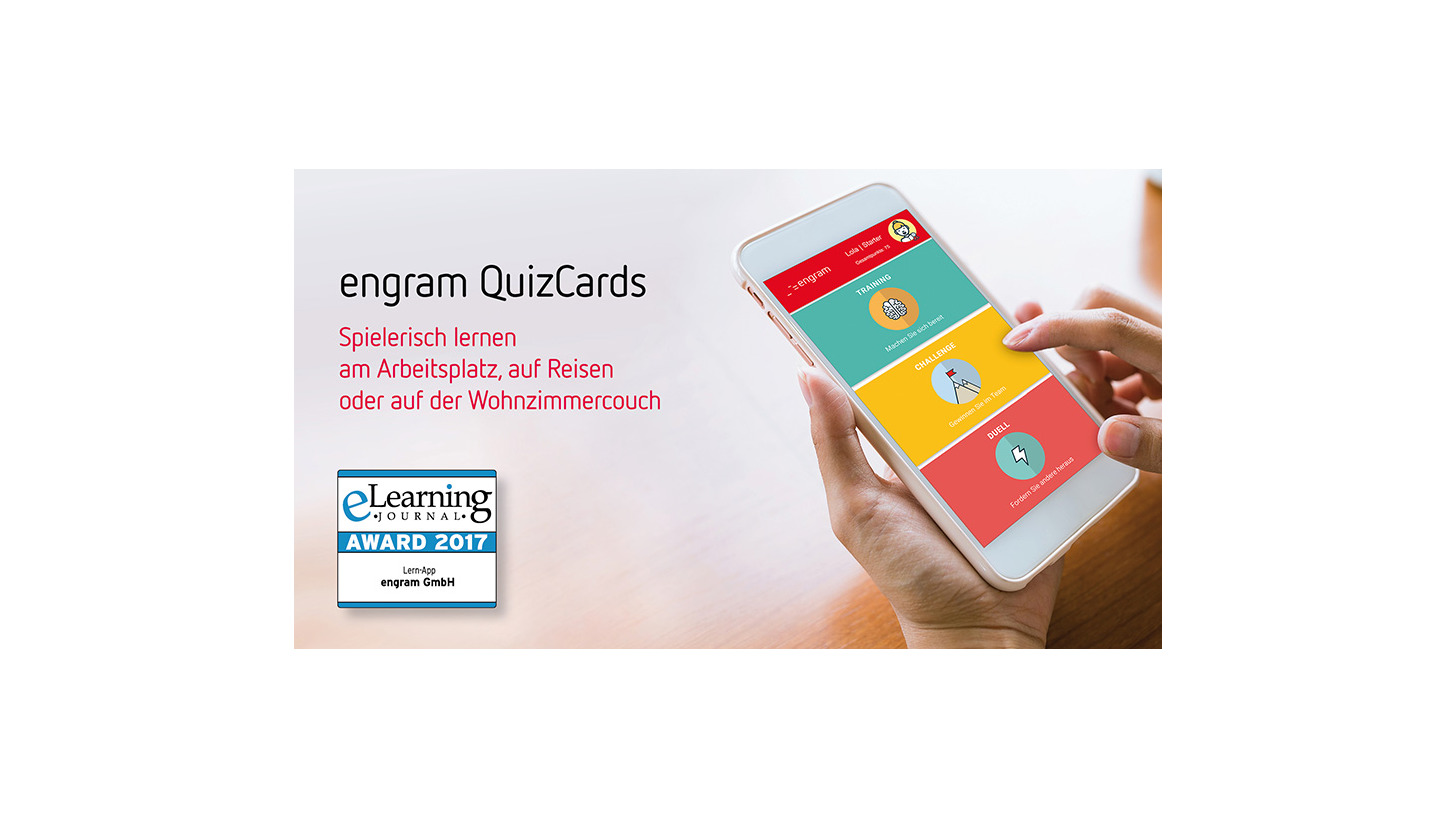 Logo engram QuizCards