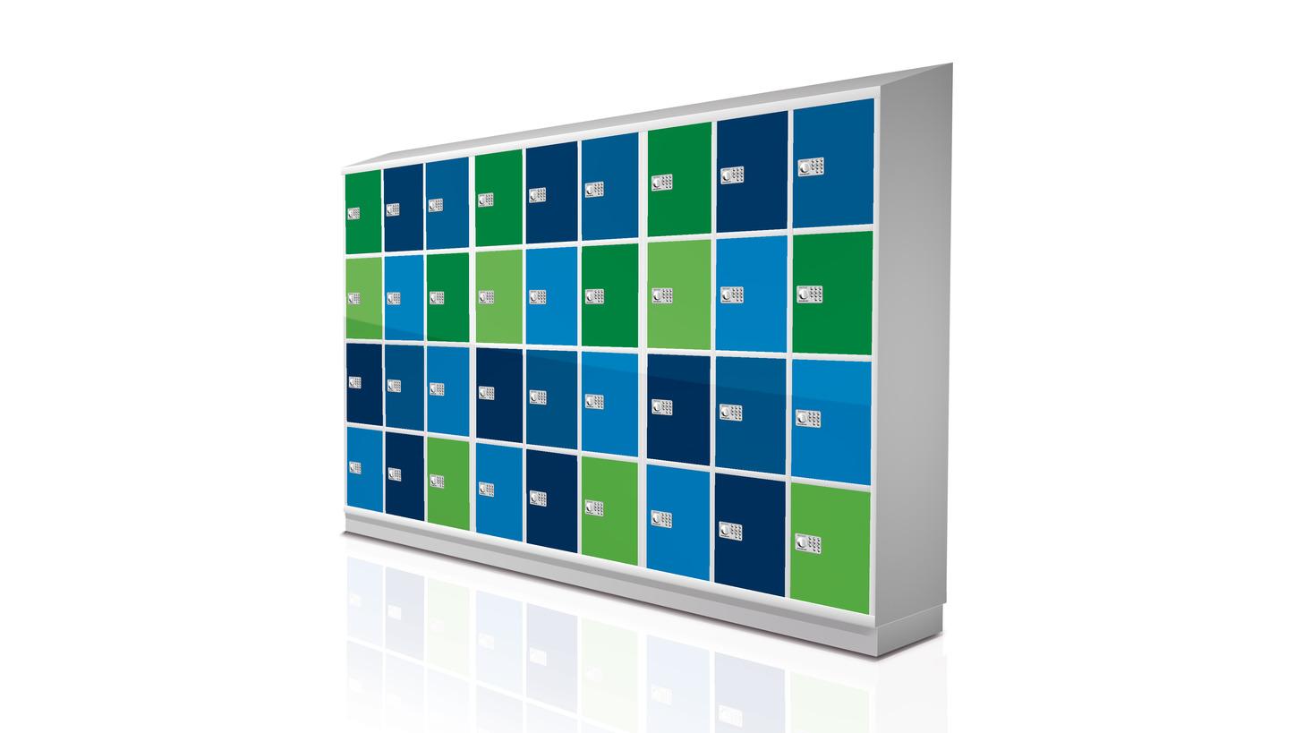 Logo Schließfächer und Schließfachanlagen