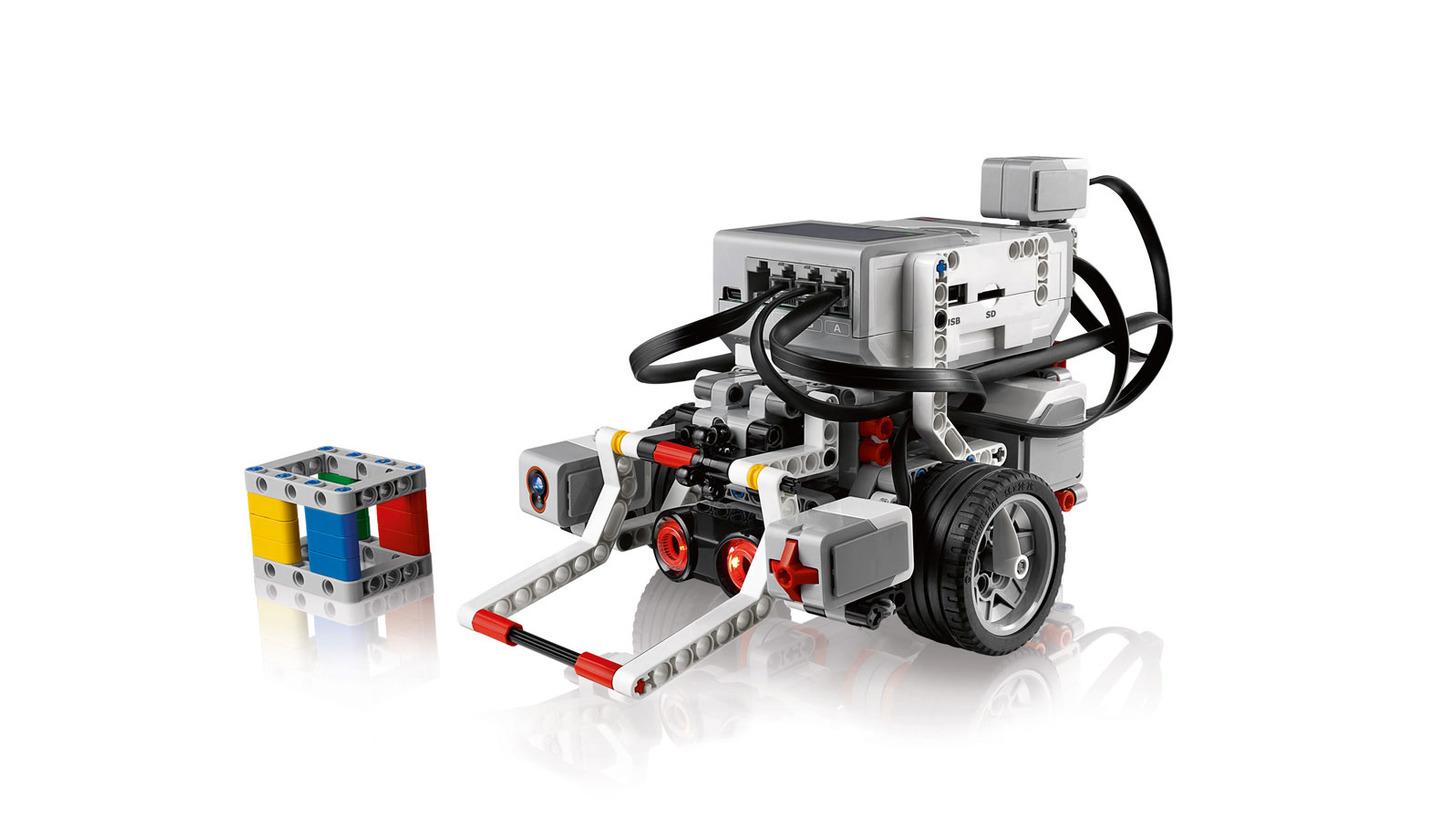 Logo Lernkonzepte von LEGO® Education