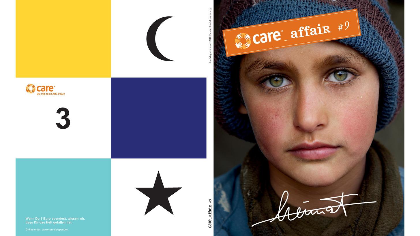 Logo CARE affair 9: Heimat