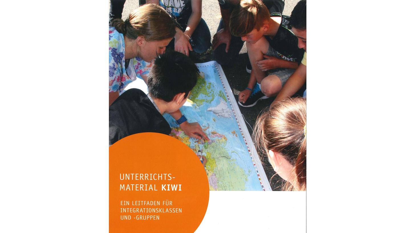 Logo Handbuch KIWI