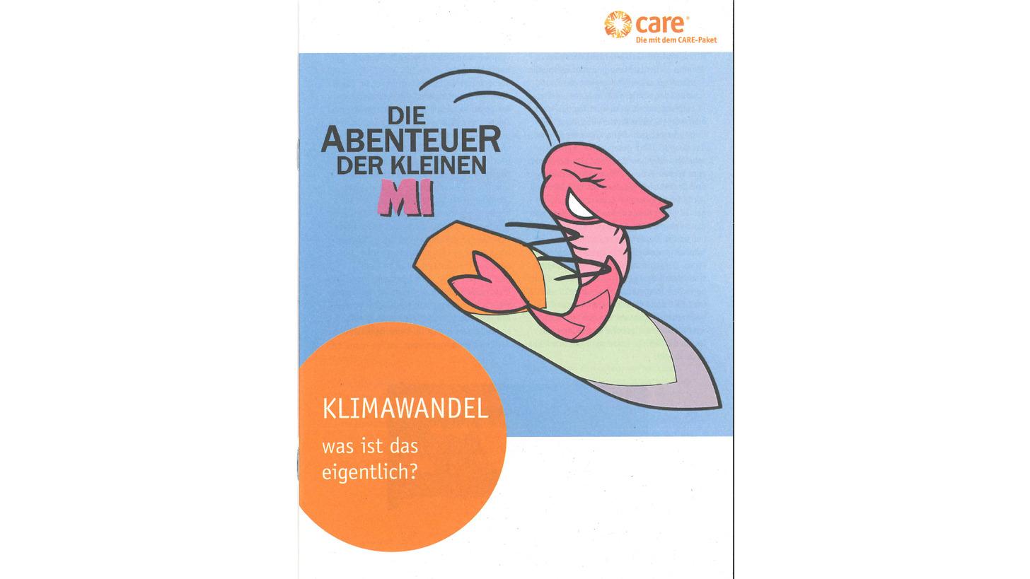 """Logo """"Die Abenteuer der kleinen Mi"""""""